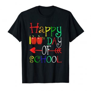 Trends Happy 100th Day Of School T-Shirt