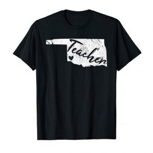 Get Red For Ed Oklahoma Teacher T Shirts, RedForEd Tee Shirt.