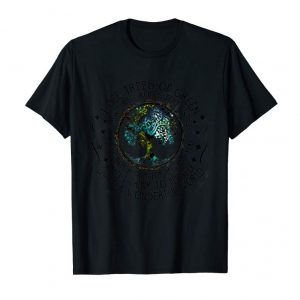 Trending And I Think To Myself What A Wonderful World T-shirt, Hippie