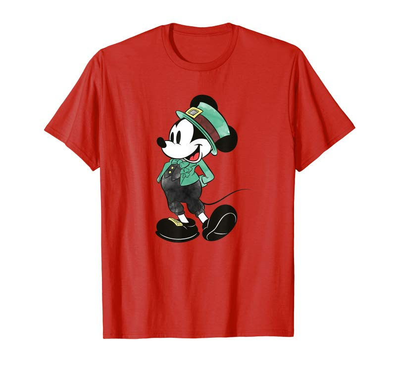 b6a851684 Order Disney Mickey Mouse Irish Costume St. Patrick's Day T-Shirt ...