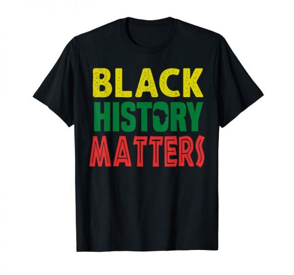 Buy Now Black History Month African American Country 2019 T-Shirt