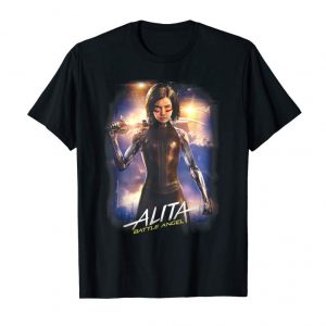 Trends Alita: Battle Angel Poster T Shirt