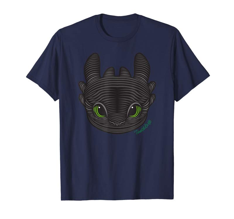 919ca513 Get DreamWorks How To Train Your Dragon 3 Toothless T-shirt - Tees ...