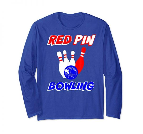 Order Red Pin Bowling T-Shirt | Nor-West