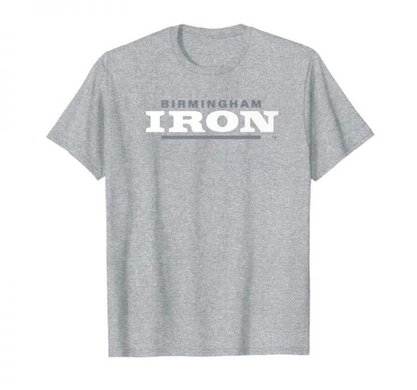 Birmingham Iron Shirt for Fans Birmingham Iron 2019 T-shirt