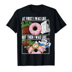 "Get Transformers BotBots ""At First I Was Like.."" T- Shirts"