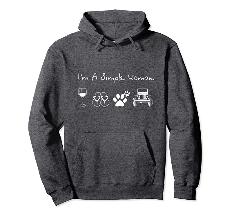 I'm Tees A Trends And Shirt Flop Simple Wine Dog design Love Jeeps Woman T Flip J3lK1TFc