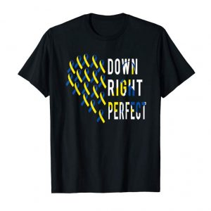 Cool Down Syndrome Awareness T Shirt Trisomy 21 Gift