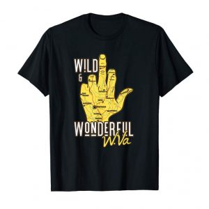 Buy Now West Virginia Map WV Middle Finger Gift Shirt