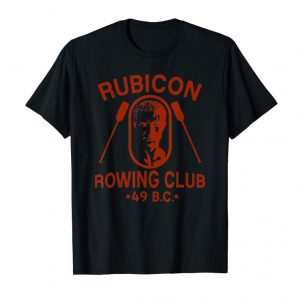 Trending Rubicon Rowing Club T-shirt Julius Caesar Funny