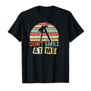 Buy Now Love Billie Don't Smile At Me-Eilish T-Shirt Funny Gift
