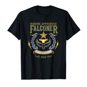 Order Now Apprentice Falconer Shirt For 2018 Falconry Apprentices