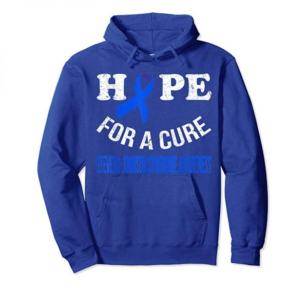 Get Now HOPE For A CURE Stevens-Johnson Syndrome Awareness T Shirt