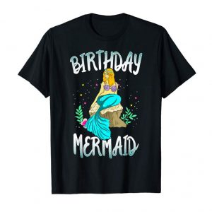 Buy Now Birthday Mermaid Shirt Mermaid Birthday Party Shirt Outfit
