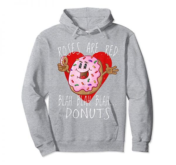 Order Now Funny Valentines Day T Shirt Boys Roses Are Red Donuts
