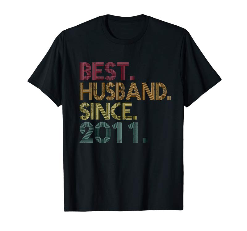 8th Wedding Anniversary.Trending 8th Wedding Anniversary Gifts Best Husband Since 2011