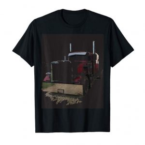Order Adult And Youth Semi Truck Trucker Tshirt
