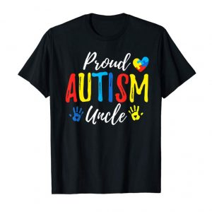 Order Now Proud Uncle Autism Awareness Family Matching Shirt