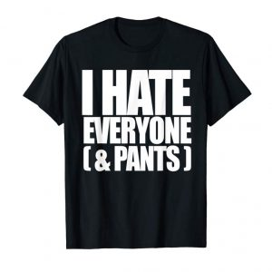 Order Now Anti Social Shirt Gifts For Introverts | I Hate People Shirt
