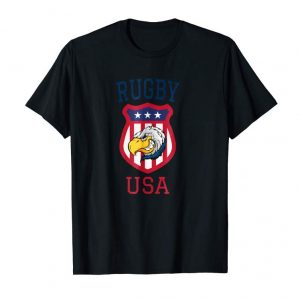 Trending American Rugby T-shirt, Sevens USA Fan Tee
