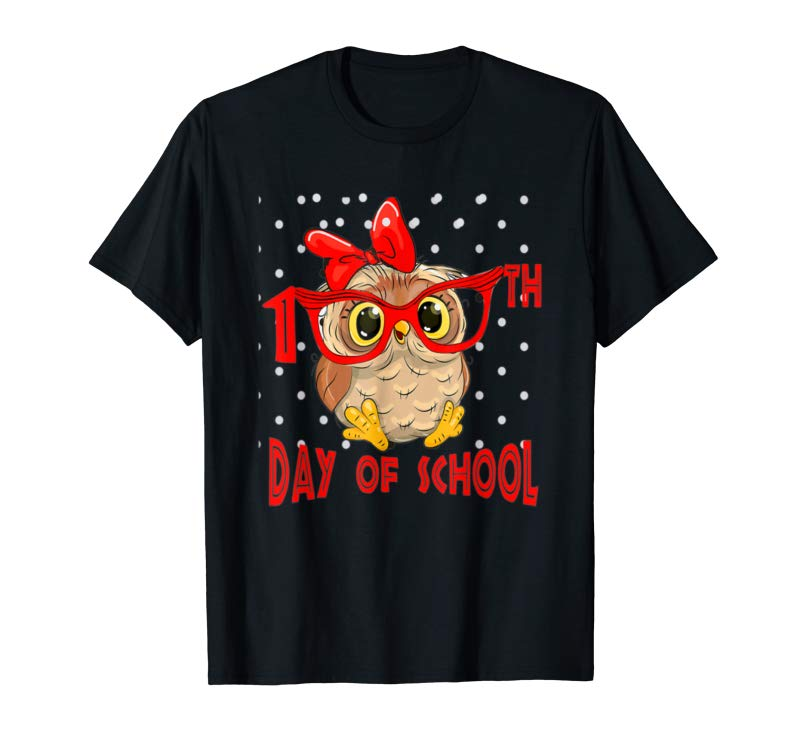 Get Now 100th Day Of School Owl Shirt For Teachers And Children