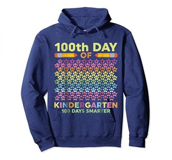 Buy 100 Day Of Kindergarten Kids Are School Smarter T Shirt