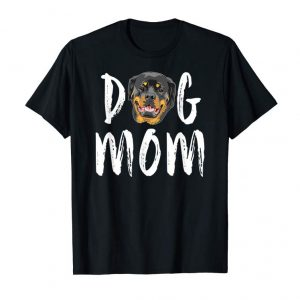 Order Now Rottweiler Lover Dog Mom T Shirt For Women Girls T-Shirt