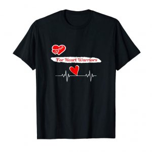 Trends Go Red February American Heart Health Awareness Month Shirt