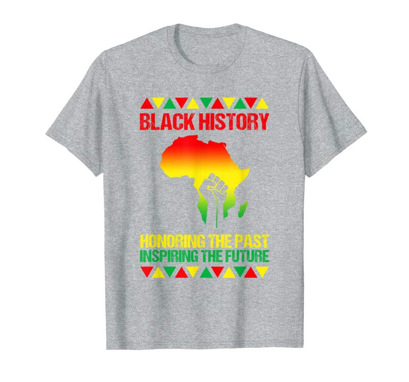 Black History Month Gift For Girls with Inspirational Saying T-Shirt