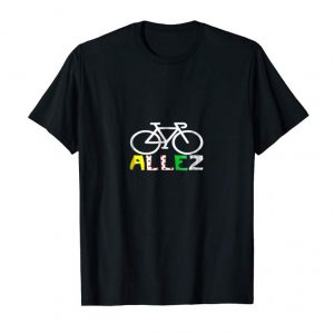 Cool Awesome Tour France 2018 Allez Bike T-Shirt