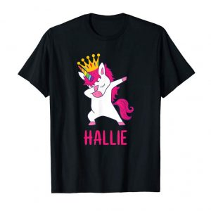 Trends Dabbing Unicorn T-Shirt HALLIE
