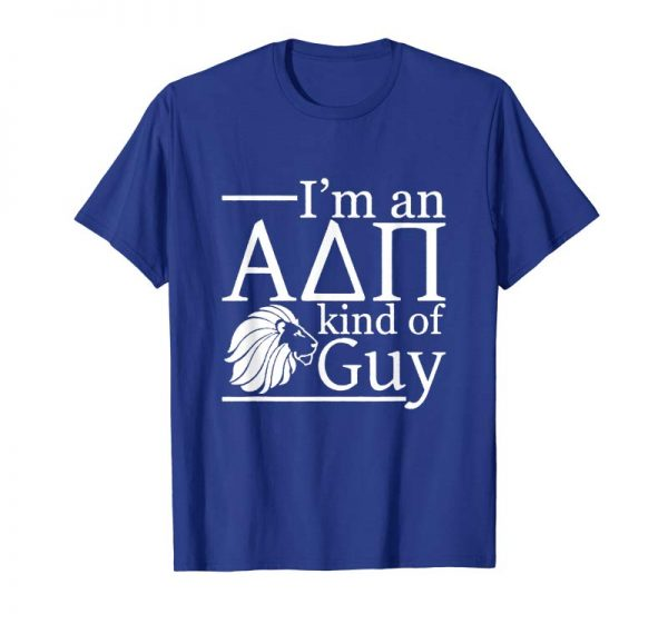 Buy Now ADPi Alpha Delta Pi Kind Of Guy T-Shirt, Gift For Pi Day