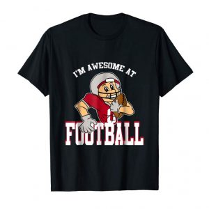 Buy Great Awesome Football Player Perfect Fun Gift T Shirt