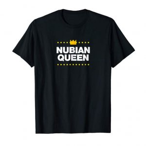 Get Black History: Nubian King And Queen Matching Couple Shirt