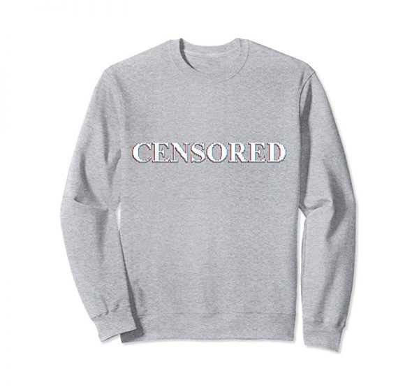 Buy Now Censored T-Shirt : By Michael Black