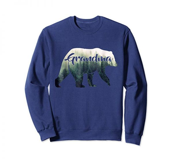 Trending Grandma Bear T-Shirt Awesome Camping Father's Tee