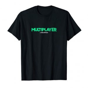 Get Now Multiplayer Player 2 Two-Sided T-Shirt
