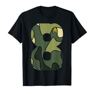 Buy Now Cute Little Birthday 8 Year Old Youth Camouflage Shirt Gift