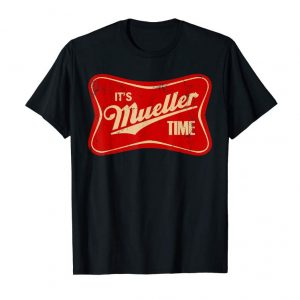 Trends Its Mueller Time Shirt - Special Prosecutor Vintage T-Shirt