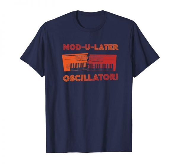 Order Synthesizer Mod Shirt