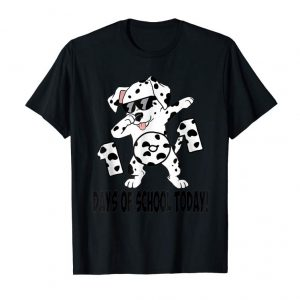 Get Now 101 Days Of School Shirt Dabbing Dalmation Dog Teachers Kids