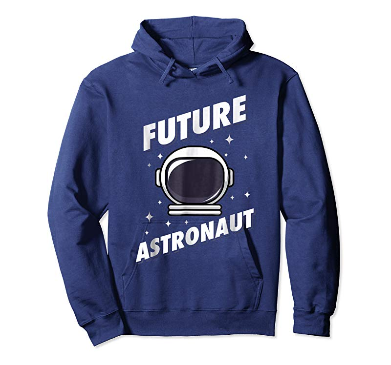 Get Kids Future Astronaut Shirt Boys Or Girls Outer Space Gift