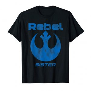 Buy Now Star Wars Rebel Alliance Matching Family SISTER T-Shirt