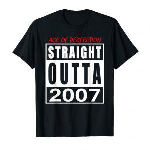 Get Now Generation Z Born In 2007 Birthday T Shirt Gift For Youth