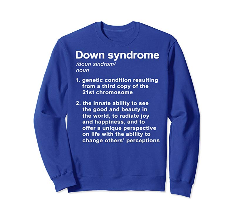 Buy Now Down Syndrome Definition T-Shirt - Tees Design