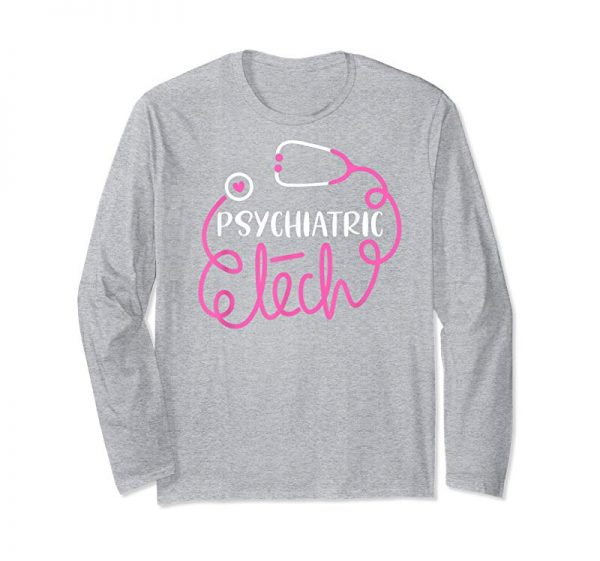 Trends Psychiatric Tech Shirt Psychiatric Technologists Technicians