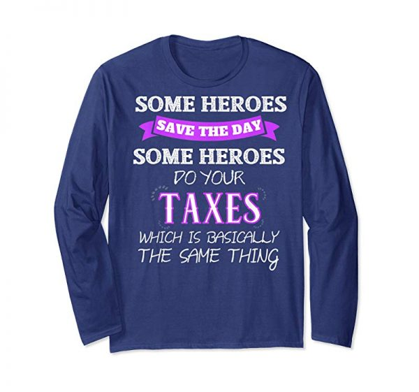 Buy Now Funny Tax Preparer Income Tax Professional CPA TShirt Gift