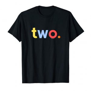 Trending Kids 2nd Birthday Shirt For Boys 2 Two | Age 2 Gift Ideas