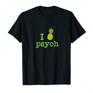 Trends Psych Pineapple Awesome Funny T-Shirt