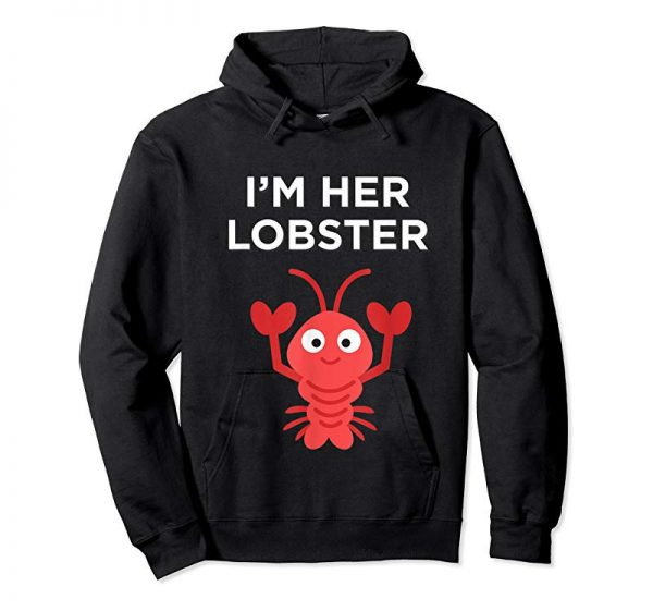 Buy 'I'm Her Lobster' Cute Character For Friends And Couples